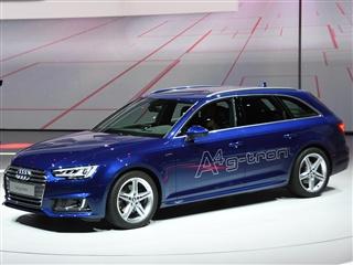 2015法兰克福车展 奥迪全新A4 Avant首发