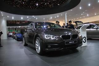 2015法兰克福车展 宝马3系改款实拍图解