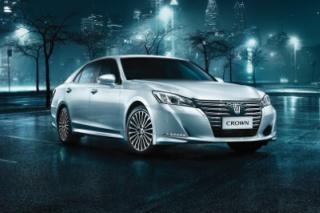 皇冠2.5L车型上市 售25.48万-28.48万元