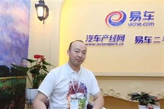 李建华:江淮今年30万辆销售目标没难度