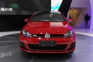 2015成都车展 国产全新高尔夫GTI正式发布