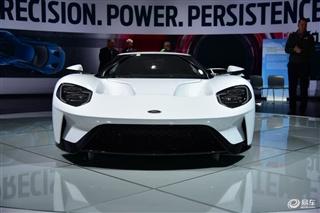全新福特GT北美车展发布 猛兽出笼请闪避