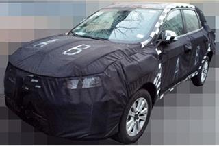 荣威全新紧凑SUV谍照曝光 将于年底上市