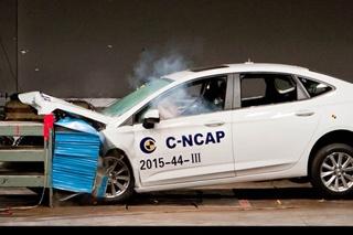 2015年度第四批C-NCAP碰撞成绩解析