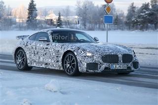 AMG GT高性能版谍照 动力提升/大幅减重