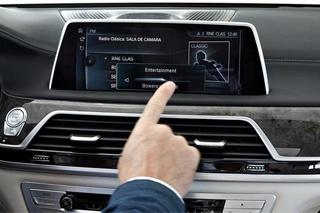 继全新7系之后 宝马X5/X6将装配触屏系统