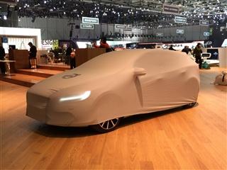 2016日内瓦车展探馆 沃尔沃新款V40