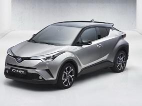 丰田C-HR量产版官图发布 3月1日亮相