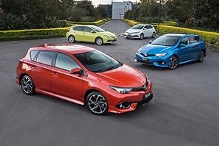 2015年海外车市销量排行榜 澳大利亚篇