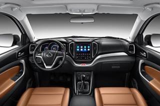 长安CX70部分配置曝光 配触摸中控面板