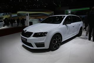 明锐RS 4X4日内瓦发布 四驱性能更强劲