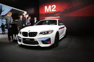 宝马M2 M Performance套件版现日内瓦车展
