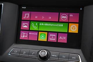 安卓版CarPlay? 荣威360车载互联体验