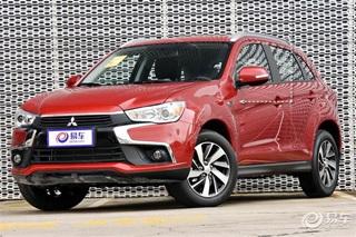 国产新款劲炫ASX北京车展上市 推2款车型