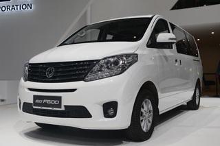 东风汽车北京车展阵容 F600上市/AX5首发