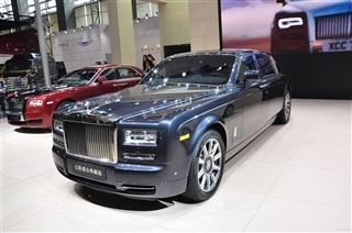 幻影三款特别版车型上市 1288万-1488万元