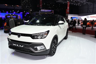 双龙途凌XLV预售价公布 或14万起售