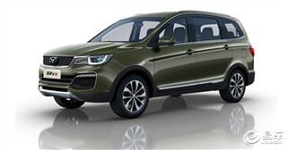 曝凯翼北京车展阵容 中型SUV/凯翼V3首发