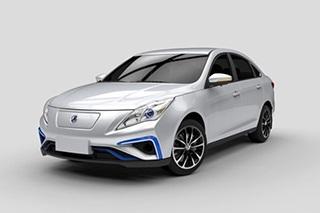 景逸S50 EV亮相北京车展 基于S50打造