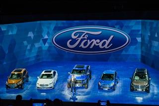 福特之夜5款新车发布 锐界V6旗舰型领衔