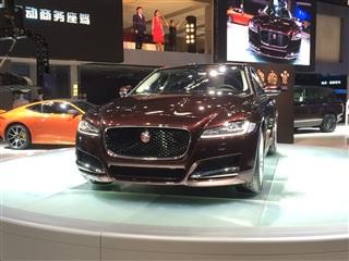 捷豹XF长轴距版全球首发 首款国产捷豹