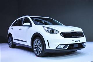 起亚Niro混动SUV发布 预计年内上市