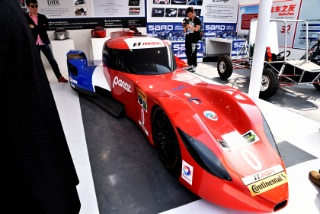 DeltaWing发布DeltaWing DWC13 Coupe赛车