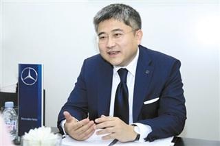 2016北京车展 北京奔驰执行副总裁专访