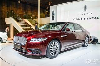 林肯Continental或7月上市 预售40万元起