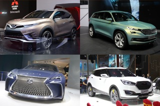 提前感受未来设计 北京车展概念车盘点