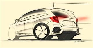 曝本田全新CR-V设计图 沿用全新思域设计