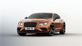 宾利欧陆GT搭新运动套件 极速升至330km/h