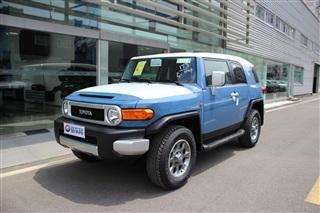 丰田FJ 酷路泽8月停产 因销量不佳导致