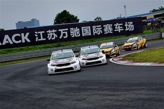 2016赛季CTCC南京站 队内之争惊喜不断