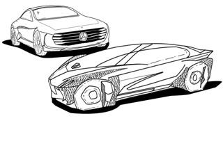 不光只有外表 网红概念车的秘密都在这!