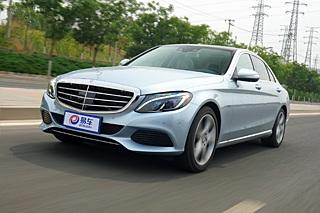 评测北京奔驰C350eL 最低油耗/最强配置