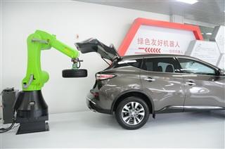 参观东风日产工程技术中心 未来新车摇篮