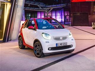 Smart将全系覆盖电动版 巴黎车展全亮相
