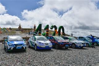 6款电动汽车对比体验 环青海湖高海拔行驶