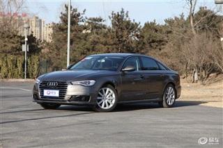 奥迪A6L特别版车型上市 售47.88万元