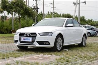 全新A4L下线/9月上市 现款车型停产