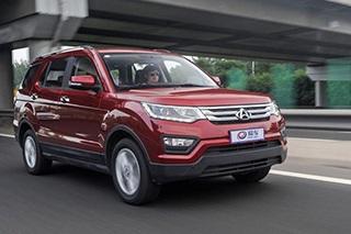 MPV与SUV的结合体 长安CX70长途评测