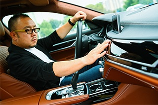 生活需要一些定制 和槐洋聊全新BMW 7系
