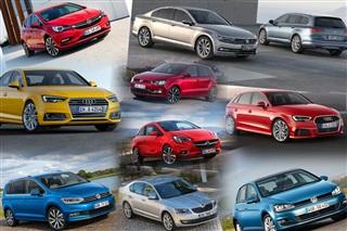 看严谨的德国人如何选车 几乎都是你熟人