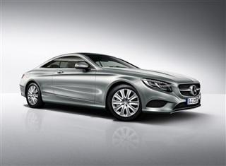 奔驰S级轿跑新车型上市 售130.8万元