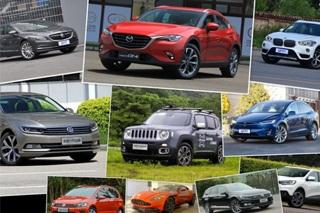 一半是SUV 今年已上市重点全新车型盘点