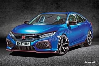 全新Type R或亮相巴黎车展 2017年投产