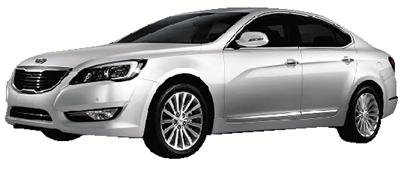起亚K5、K7即将进口 纽约车展全球首发