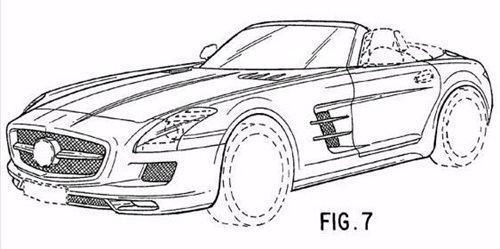 有望明年登场 奔驰SLS将推出敞篷版车型