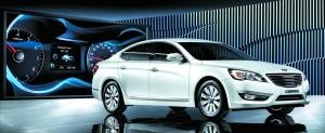 起亚凯尊8月19日上市 首推2.4L排量车型